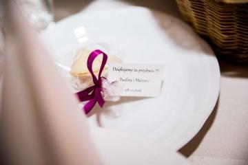 winietki na stół weselny